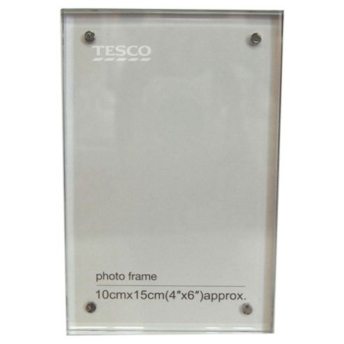 Tesco Solid Glass frame 4