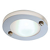 Endon Lighting Recessed Shower Light in Stainless Steel