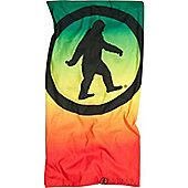 Arctic Yowie Neck Gaiter With Fleece Rasta Fade - Outdoor Tech