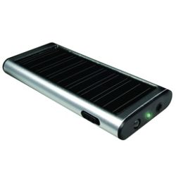 Stylish Solar Charger with LED light