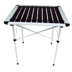 Quest Leisure Products Aluminium Roll Slatted Table