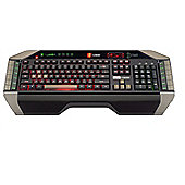 Mad Catz Cyborg V.7 Wired Gaming Keyboard