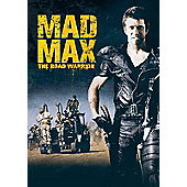 Mad Max 2 - The Road Warrior DVD
