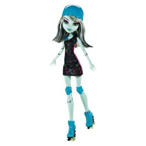 Monster High Roller Maze Doll Frankie