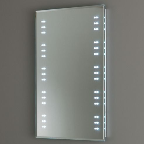 Endon Lighting Bathroom Mirror Complete with 0.1W LED's