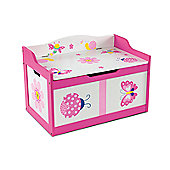 First Baby Safety Butterfly Toybox