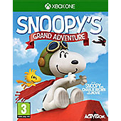 Snoopys Grand Adventure Xbox One