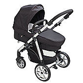 Mee-go Pramette Travel System Black