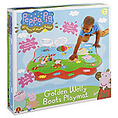 Peppa Golden Boots Playmat
