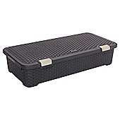 Curver My Style Underbed Storage Box, Brown