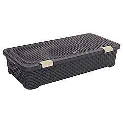 Curver My Style Underbed Storage Box - 42L - Brown