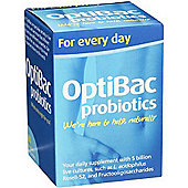 Optibac Probiotics for Daily wellbeing Supplement