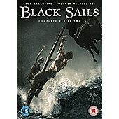 Black Sails Series 2 DVD