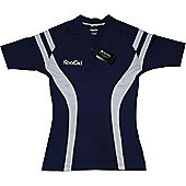 Kooga Pro Tech Tight Fit Match Shirts - Navy
