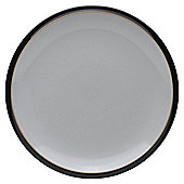 Denby Everyday Dessert Plate - Black Pepper