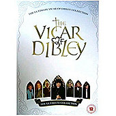 The Ultimate Vicar Of Dibley Collection - Series 1-4 - Complete  (DVD Boxset)
