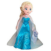 Disney Frozen Talking Plush - Elsa