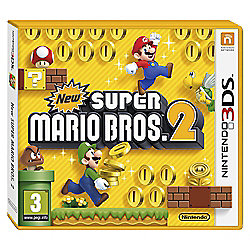 New Super Mario Bros.2 (3DS)