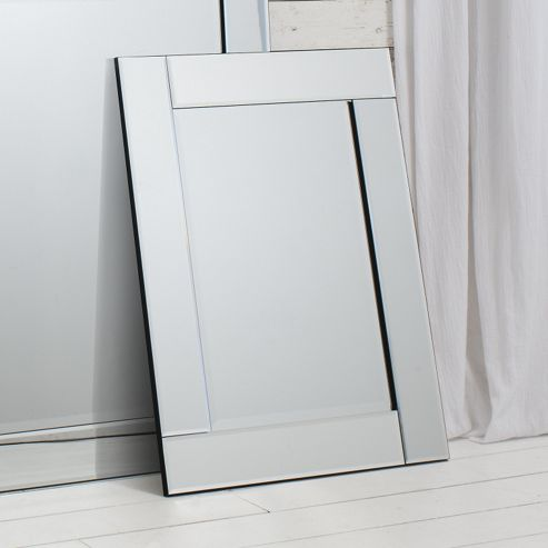 Buy gallery appleford wall mirror 80 cm h x 60 cm w from for Mirror 60 x 80
