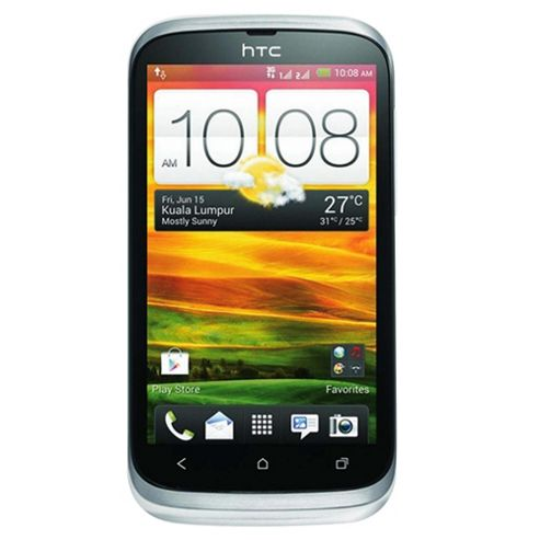Tesco Mobile HTC Desire C White