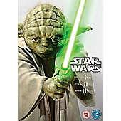 Star Wars Prequel Trilogy (DVD Boxset)