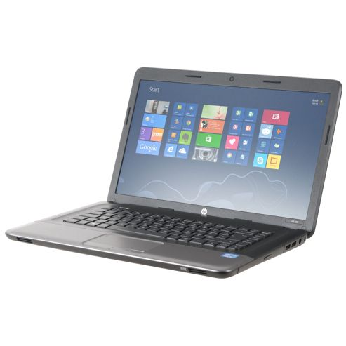HP 250 G1 (15.6 inch) Notebook PC Core i3 (2348M) 2.3GHz 4GB 500GB DVD?RW SuperMulti DL WLAN BT Webcam Windows 8 64-bit (HD Graphics 3000)