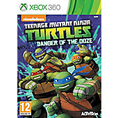 TMNT Danger Of The Ooze (Xbox 360)