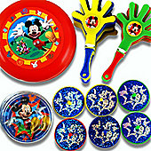Mickey Mouse Party Favour Pack (24pk)