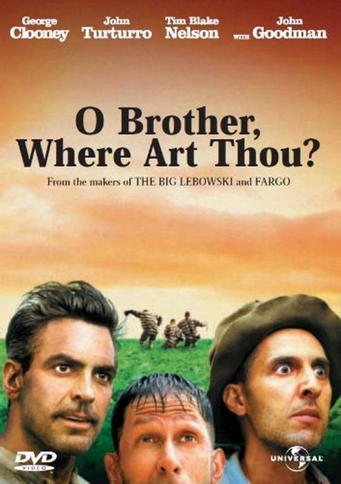 O Brother, Where Art Thou (DVD)