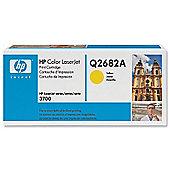 Hewlett-Packard Colour LaserJet Print Cartridge with Smart Printing Technology Yellow