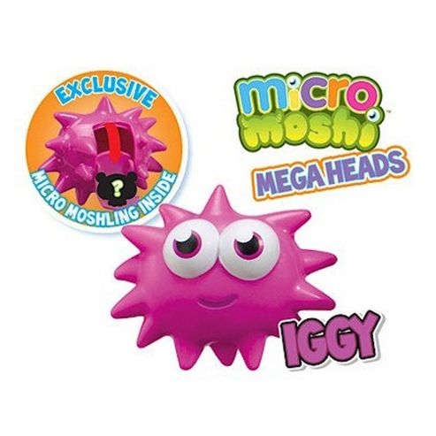 Moshi Monster Micro Mega Heads
