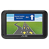 "Mio 410 Sat Nav, 4.3"" LCD Touch Screen, Western Europe Maps"