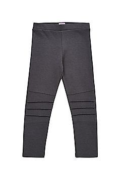 F&F Biker Leggings - Grey