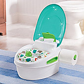 Summer Infant Step by Step Potty (Green)