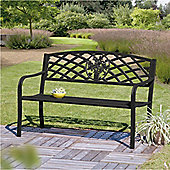 Suntime Lowthian Cast Iron Bench