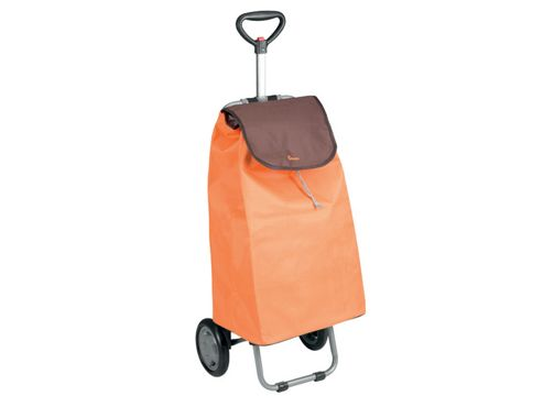 Metaltex 415210 Tulip Shopping Trolley Ass 35L