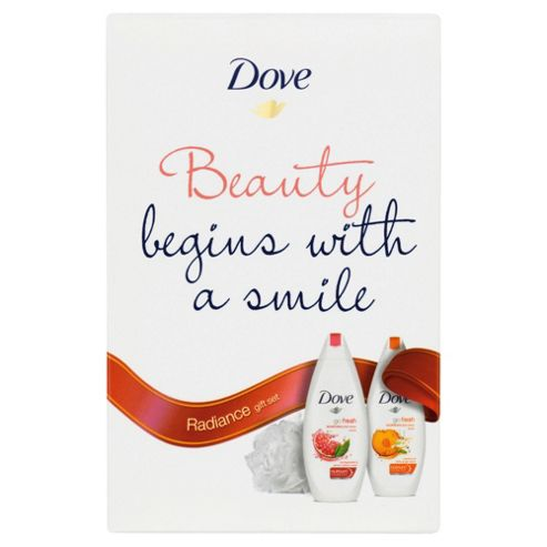 Dove Radiance Gift Set