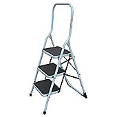 3 Tread Folding Kitchen Step Ladder