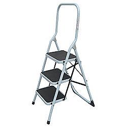 TB Davies Light Duty 3 Tread SafetyStep Ladder