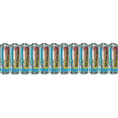 Conrad Energy Alkaline AA Batteries Pack of 12