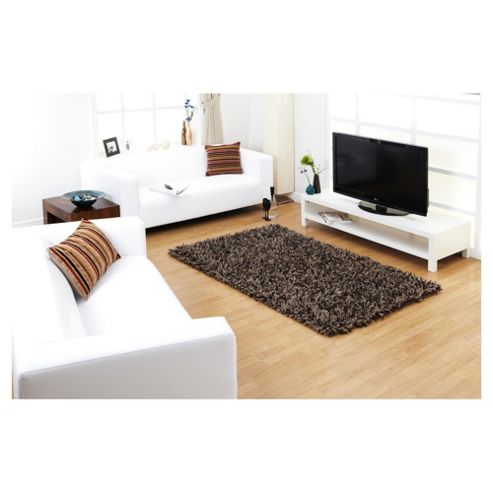 The Ultimate Rug Co. Lagos Rug Chocolate160X230Cm