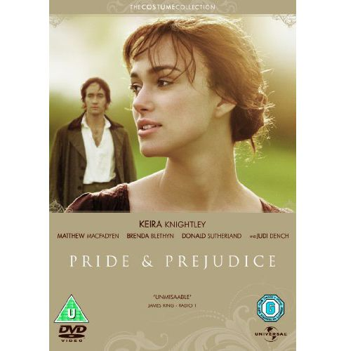 Pride And Prejudice Costume Drama Collection (2005)