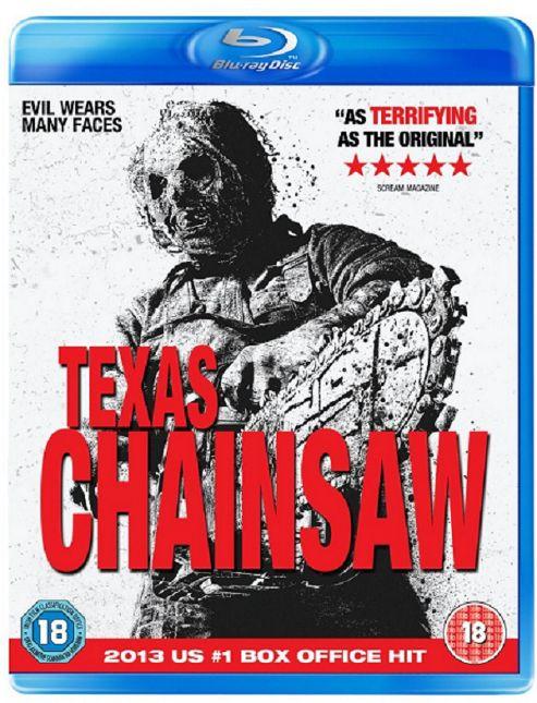 Texas Chainsaw Massacre Blu Ray