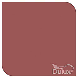 Dulux Matt Emulsion Paint, Roasted Red, 2.5L