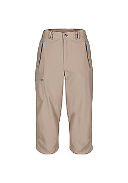 Regatta Ladies Chaska Capri - Brown