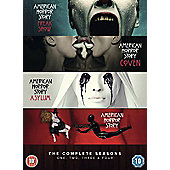 American Horror Story Series 1-4 DVD