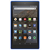 """Amazon Fire HD 8, 8"""", Tablet, 16GB, WiFi - Blue (2015)"""
