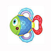 Nuby Tropical Teether Pals - Fish