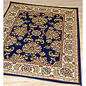 Origin Red Classique Dark Navy Rug - 150cm x 80cm