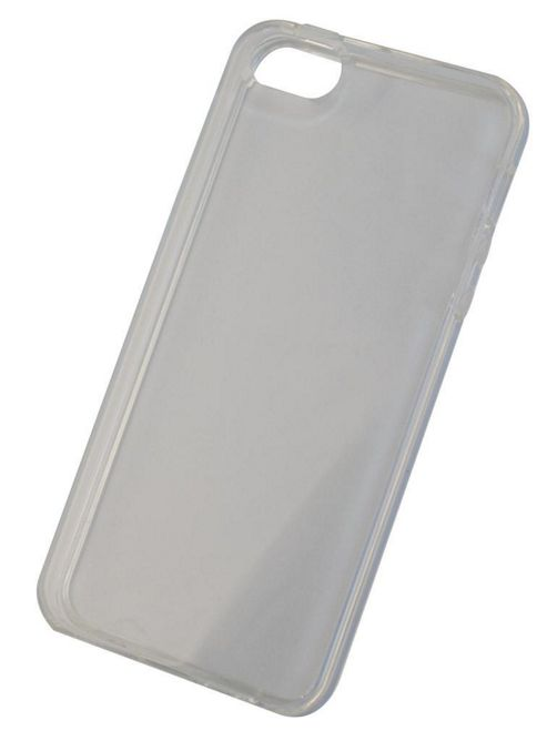 Tortoise™ Soft Gel Case iPhone 5/5S Clear